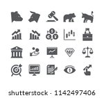 simple flat high quality vector ... | Shutterstock .eps vector #1142497406
