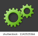 set service icons image of... | Shutterstock .eps vector #1142525366