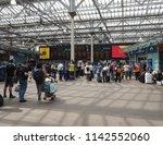 edinburgh  uk   circa june 2018 ... | Shutterstock . vector #1142552060