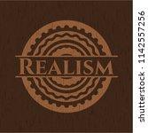 realism wooden signboards | Shutterstock .eps vector #1142557256