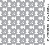 seamless vector pattern in... | Shutterstock .eps vector #1142580533