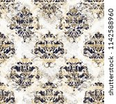 modern  elegant   abstract... | Shutterstock . vector #1142588960