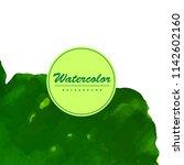 watercolor splatter background | Shutterstock .eps vector #1142602160