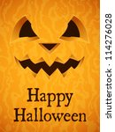 Halloween Pumpkin Background....