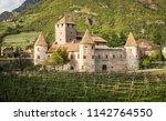 mareccio  maretsch  castle... | Shutterstock . vector #1142764550
