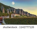 "rocks ""repenting sinners"" in...   Shutterstock . vector #1142777120"