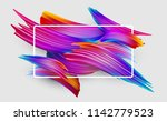 white background with... | Shutterstock .eps vector #1142779523
