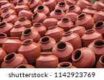 Collection Of Terracotta Clay...