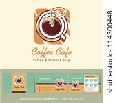 coffee cafe icon logo and...