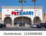 santa clarita  ca usa. july 26  ... | Shutterstock . vector #1143008480