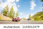 denver  colorado  usa may 27 ... | Shutterstock . vector #1143012479