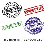 expert tips seal prints with... | Shutterstock .eps vector #1143046256