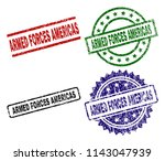 armed forces americas seal... | Shutterstock .eps vector #1143047939