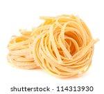 Italian Pasta Tagliatelle Nest...