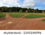 a wide angle shot of an... | Shutterstock . vector #1143146996