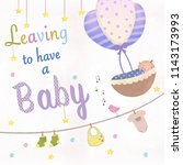Leaving To Have A Baby Cards...