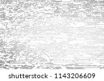abstract monochrome pixels... | Shutterstock .eps vector #1143206609