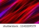 abstract scarlet orange... | Shutterstock . vector #1143209579