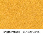 isolated macro image of polenta ...   Shutterstock . vector #1143290846