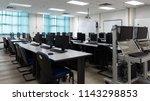 kuala lumpur  malaysia april 7... | Shutterstock . vector #1143298853