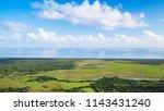 coastal landscape taken from... | Shutterstock . vector #1143431240