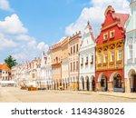telc  czech republic   31 may ...   Shutterstock . vector #1143438026