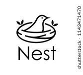 inspiration sign   logo of...   Shutterstock .eps vector #1143471470