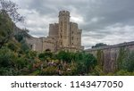 windsor castle. windsor ...   Shutterstock . vector #1143477050