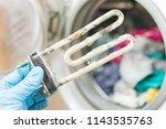 Washing Machine Repair. Hand O...