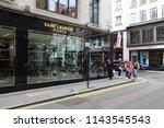 london  uk   july 9  2016 ... | Shutterstock . vector #1143545543