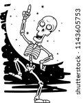 a cartoon illustration of a...   Shutterstock .eps vector #1143605753