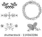 Set Of Hand Draw Vector Victor...
