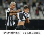 rio  brazil   july 26  2018 ... | Shutterstock . vector #1143633083