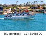 newport beach  california  ... | Shutterstock . vector #1143648500