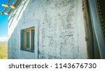 the exterior facade of a...   Shutterstock . vector #1143676730
