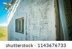 the exterior facade of a...   Shutterstock . vector #1143676733