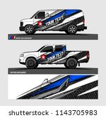 car decal  truck and cargo van...