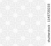 ornate seamless pattern for... | Shutterstock .eps vector #1143720233