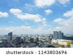 bangkok   thailand   june 05... | Shutterstock . vector #1143803696