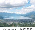 pantan terong takengon  aceh... | Shutterstock . vector #1143825050
