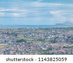 home resident living on the... | Shutterstock . vector #1143825059