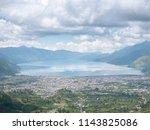 pantan terong takengon  aceh... | Shutterstock . vector #1143825086