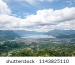 pantan terong takengon  aceh... | Shutterstock . vector #1143825110