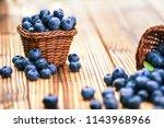 Fresh Finest Blueberries In...