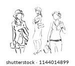 vector illustration of...   Shutterstock .eps vector #1144014899