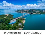 scenic aerial view of...   Shutterstock . vector #1144022870