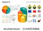 international business... | Shutterstock .eps vector #1144054886
