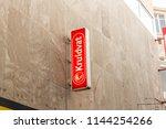 arnhem  netherlands 15.04.2018  ... | Shutterstock . vector #1144254266