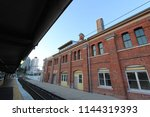 brisbane train station  ... | Shutterstock . vector #1144319393