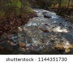 Otter Creek flows through Baxter